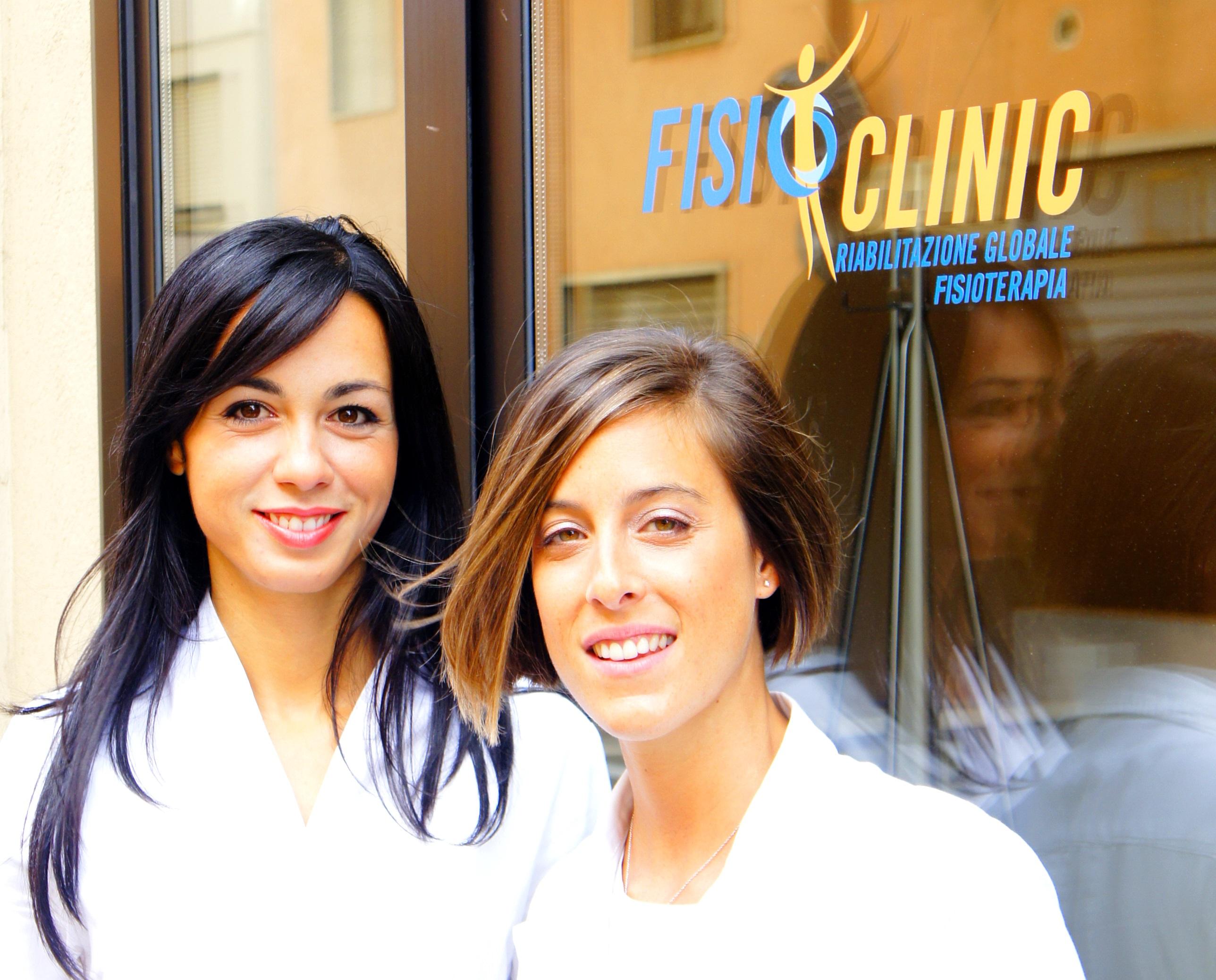 il Team FisioClinic ® Bergamo
