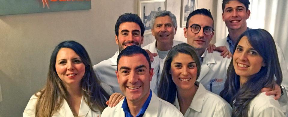 Migliori fisioterapisti a Roma