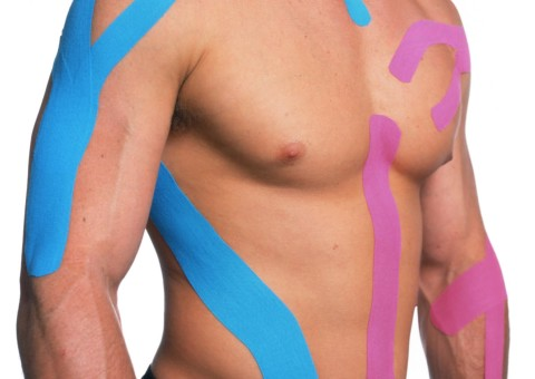Kinesio-Tape, Taping, neurotape