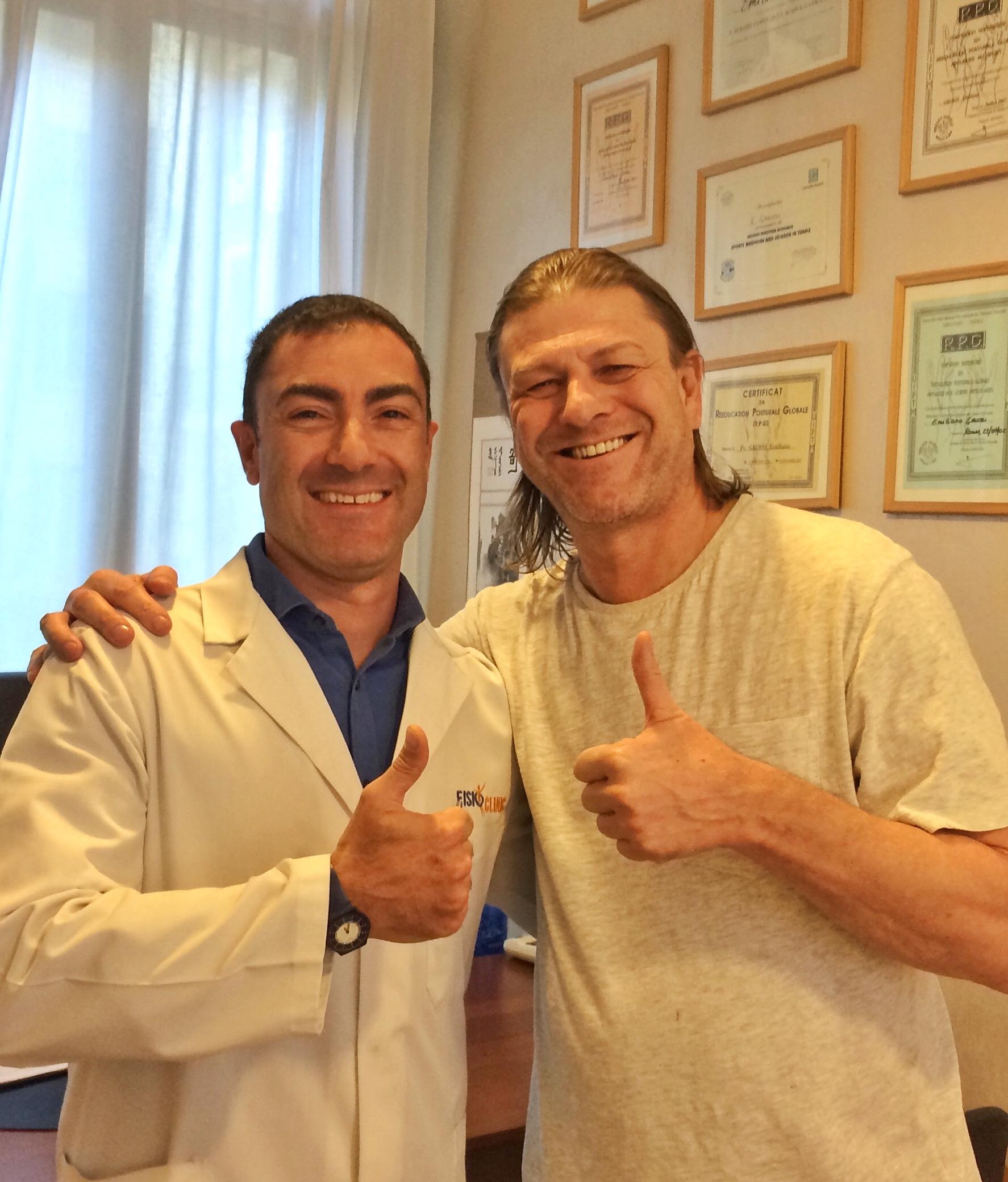 Portfolio - Emiliano Grossi Centro Fisioterapia Roma
