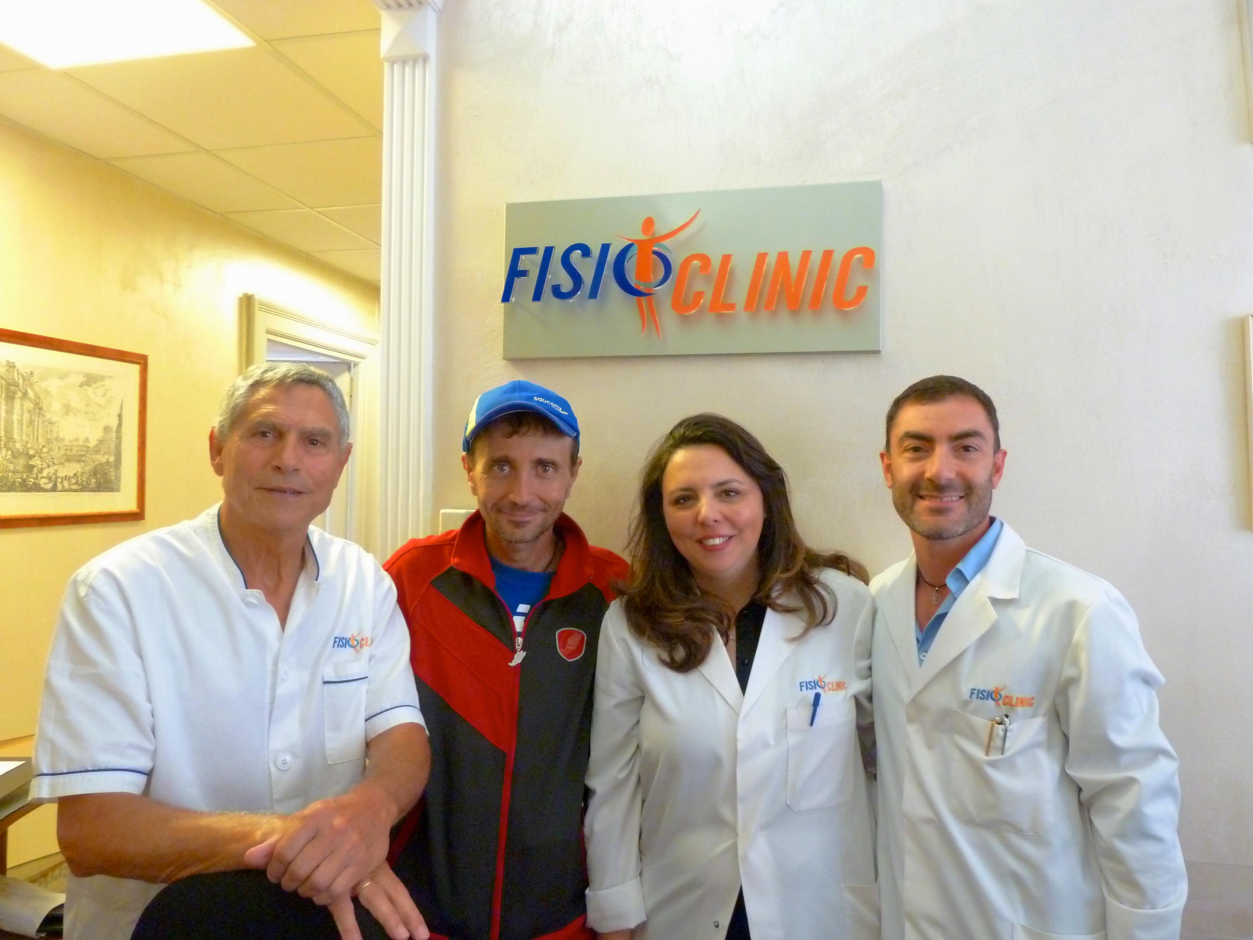 Portfolio - Giorgio Calcaterra Fisioterapia Fisioclinic Roma Saccà Grossi Emiliano